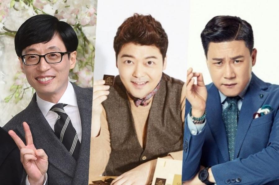 Yoo In Suk Gallery: ASK K-POP Eternal Leader Of Infinite Challenge ... Yoo Jae