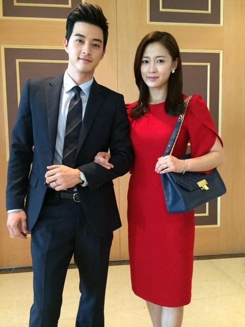 Nam Sang mi Husband Kim Ji-hoon-i And Nam Sang-mi