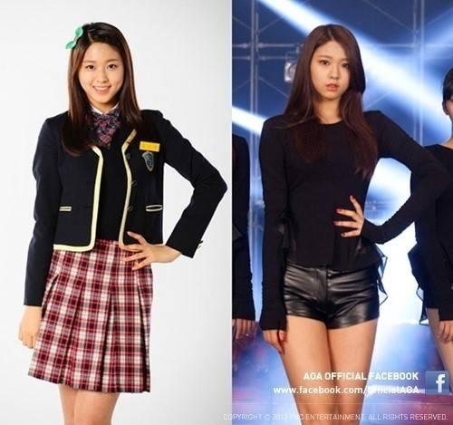 AOA's Seolhyun talks about maintaining her slim figure
