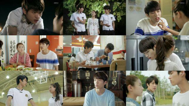High School Love on Episode 1 Amp Quot High School Love