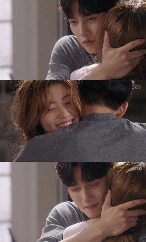 episodes 19 and 20 captures for the Korean drama 'Suspicious Partner'