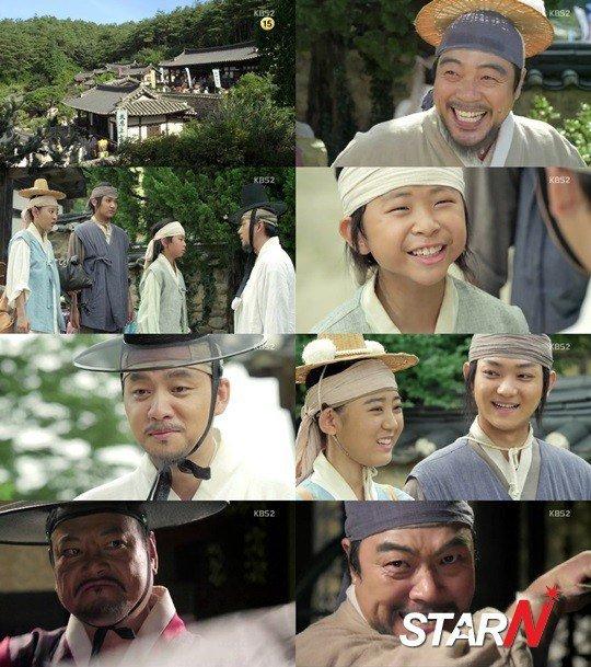 """The Merchant: Gaekju 2015"" begins anew, increased rating over predecessor"