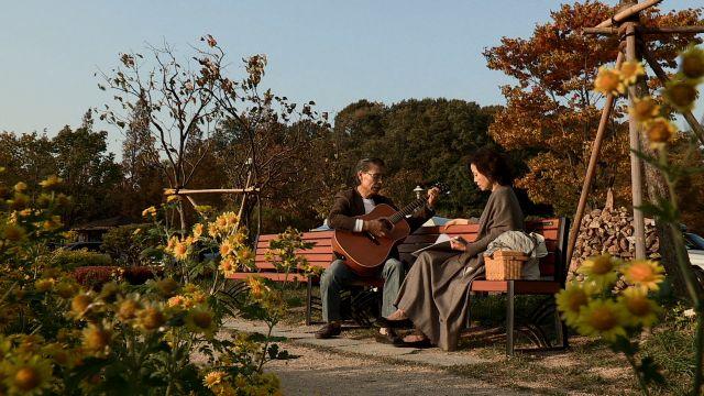 new stills for the Korean documentary 'Kim's Dilcusha-Life Goes On'