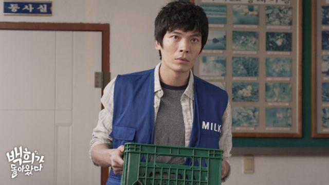 new stills for the Korean drama 'Baek-hee is Back'