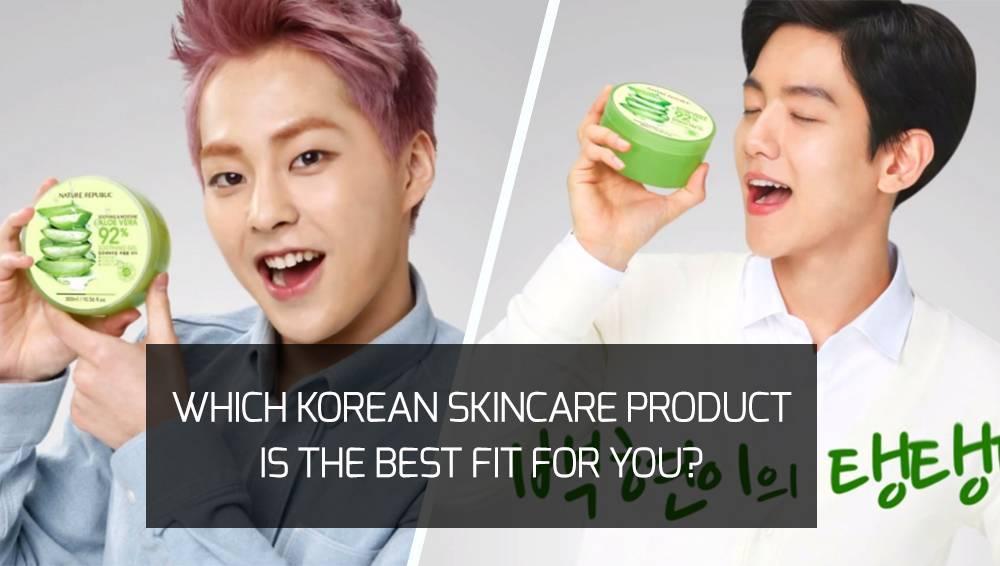 best korean skincare for acne sensitive skin?