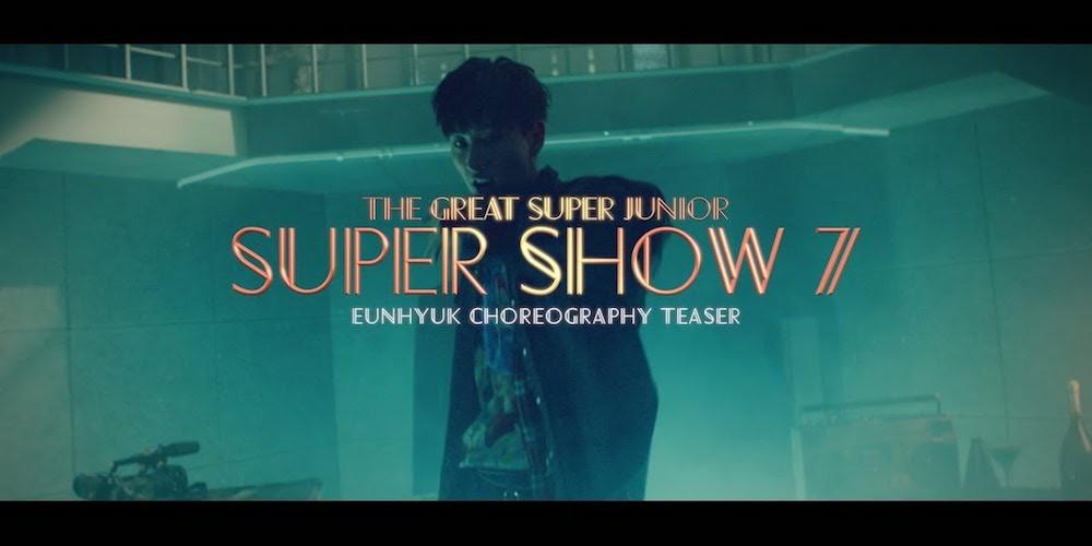 ASK K-POP Super Junior's Eunhyuk hints at the choreography